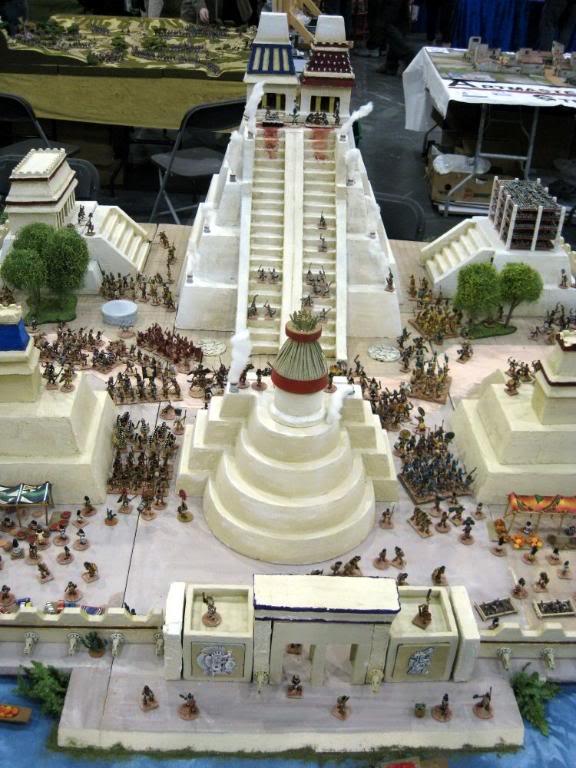 Siège de Tenochtitlan 1521 Salut103