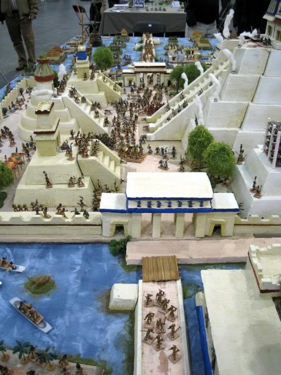 Siège de Tenochtitlan 1521 Salut104