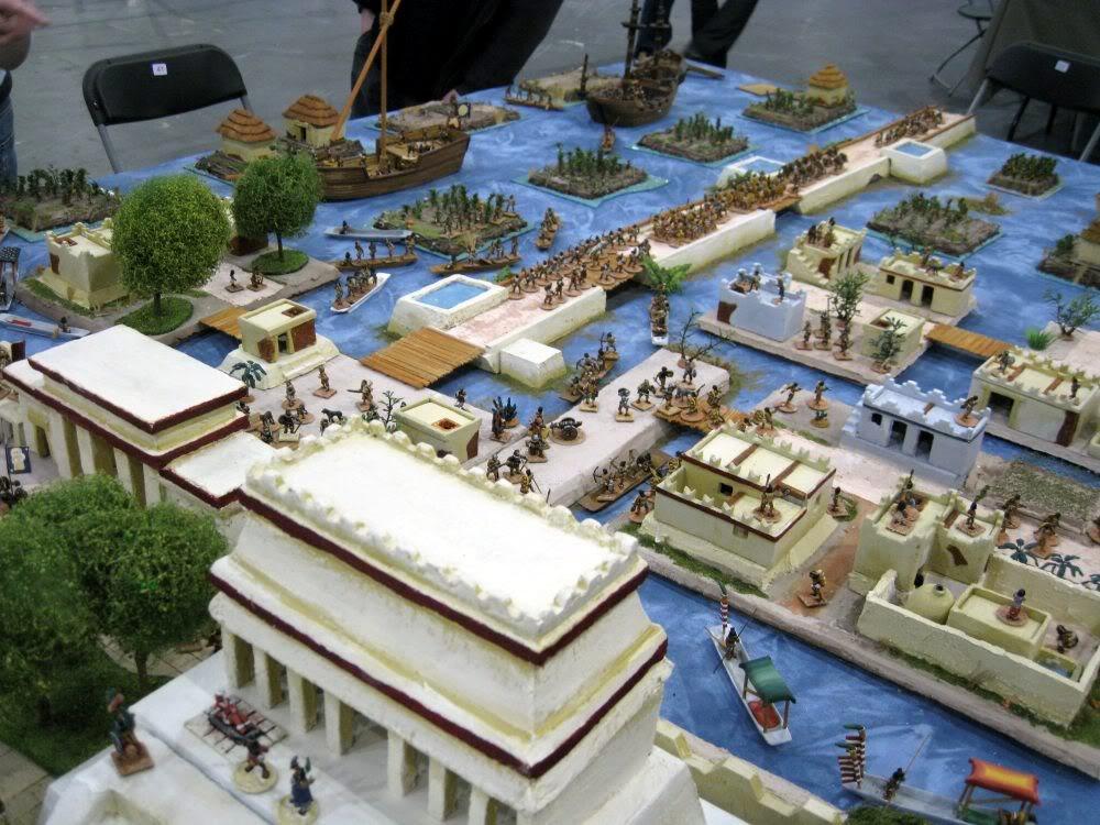 Siège de Tenochtitlan 1521 Salut105