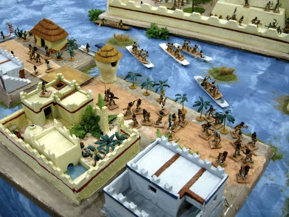 Siège de Tenochtitlan 1521 Salut106