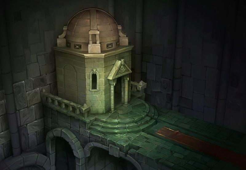 Le tombeau de Talion Pendragon. [TERMINÉ]  Mausol10