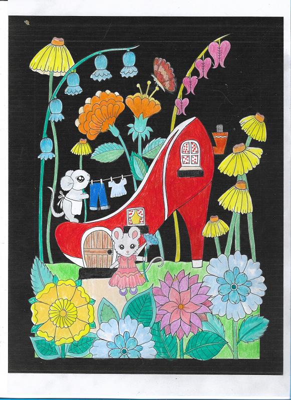 Les coloriages de Poppy ... - Page 5 Concou14