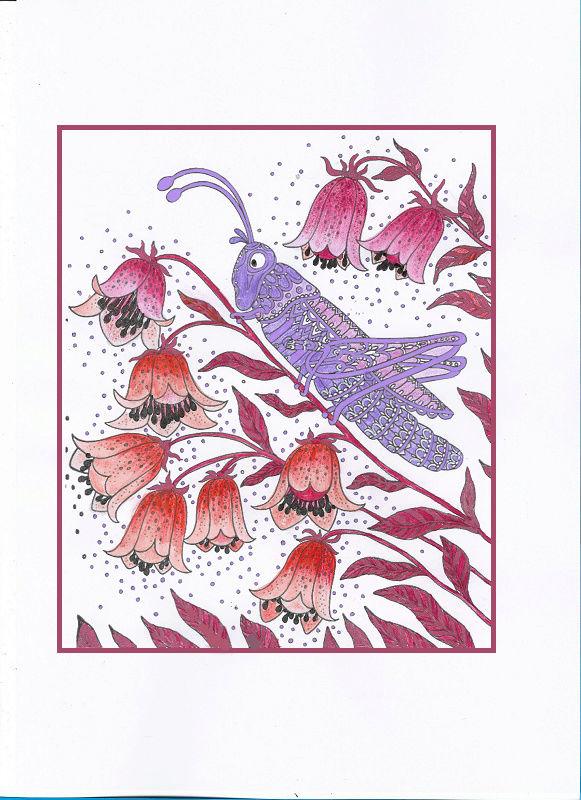 Les coloriages de Poppy ... - Page 3 Concou27