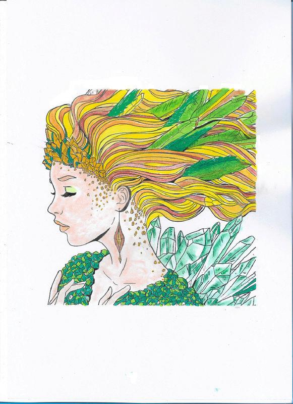 coloriage anti-stress pour adulte - Page 3 Numyr163
