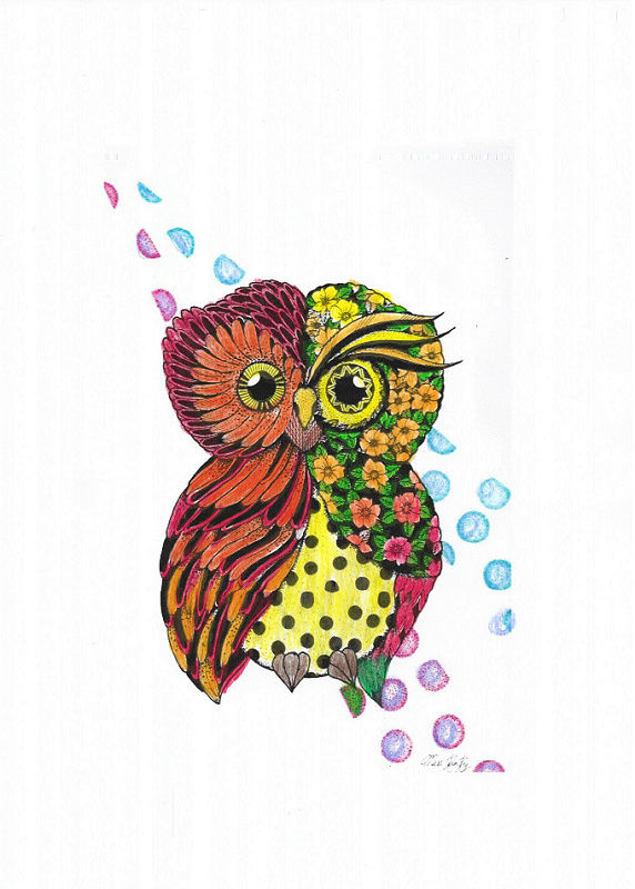 Les coloriages de Poppy ... Numyri77