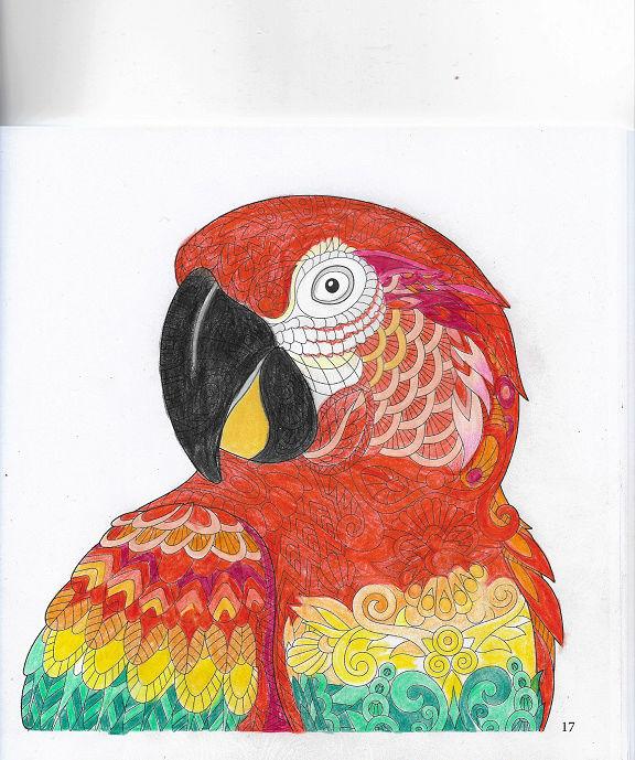 coloriage anti-stress pour adulte - Page 2 Numyri91