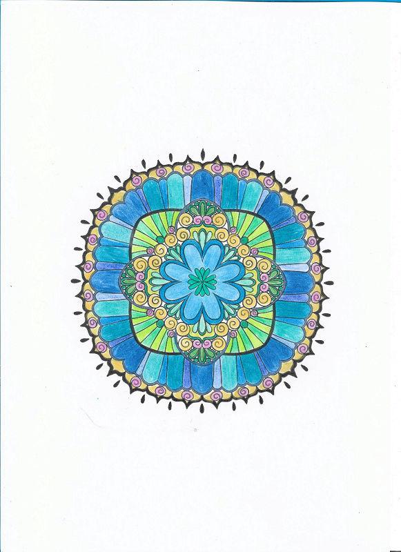 coloriage anti-stress pour adulte - Page 2 Numyri92