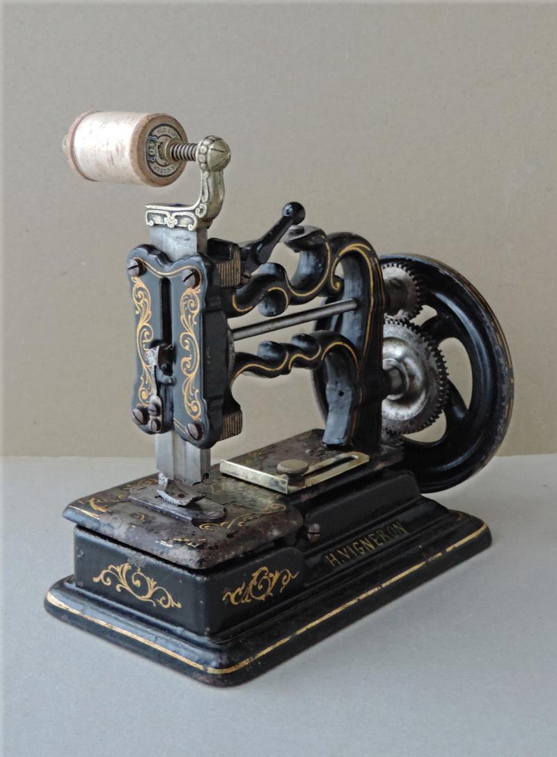 H VIGNERON 1868 Type Charles RAYMOND S-l16010
