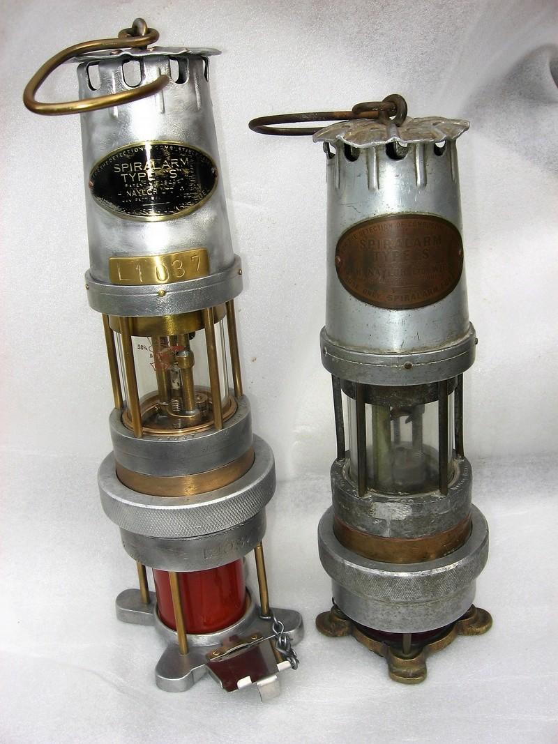 lampes de mineurs,  divers objets de mine, outils de mineur et documents  - Page 8 Img_1322