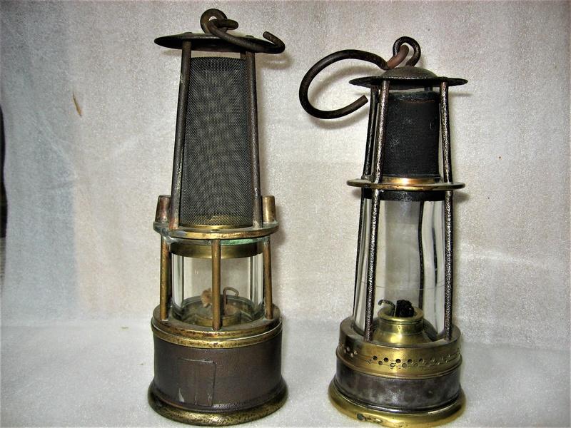 lampes de mineurs,  divers objets de mine, outils de mineur et documents  - Page 8 Img_1415