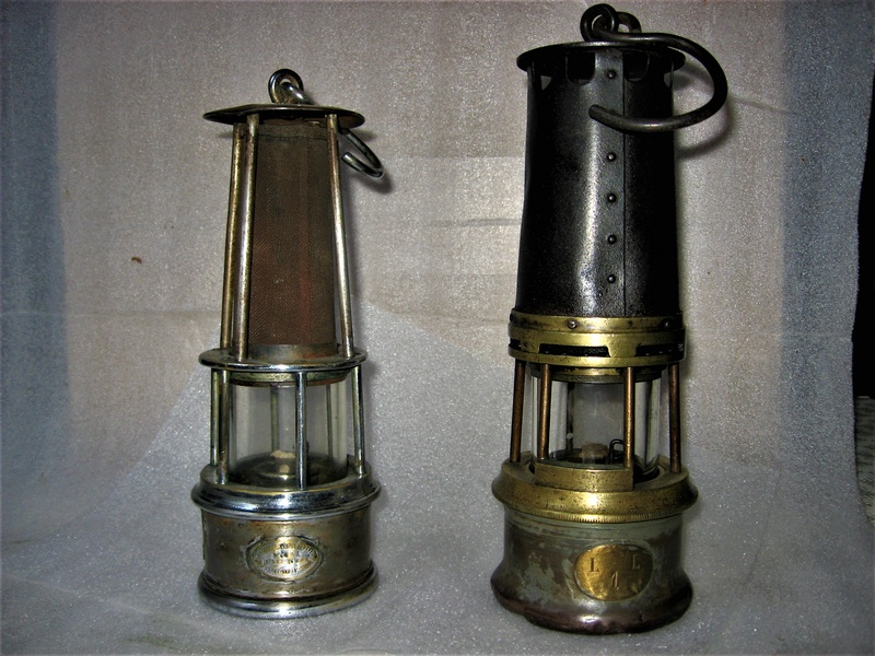 lampes de mineurs,  divers objets de mine, outils de mineur et documents  - Page 8 Img_1416