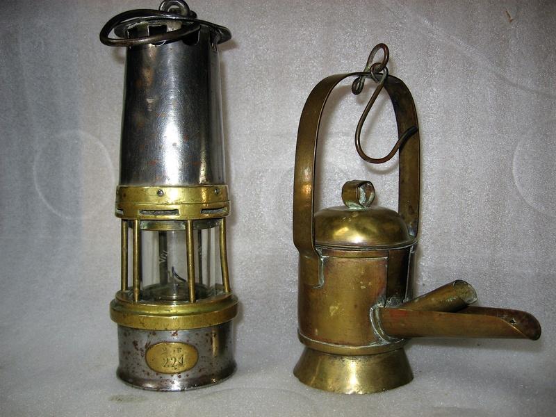 lampes de mineurs,  divers objets de mine, outils de mineur et documents  - Page 9 Img_1440