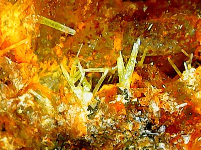 Pyromorphite de Longvilly et mine de plomb Win_2151
