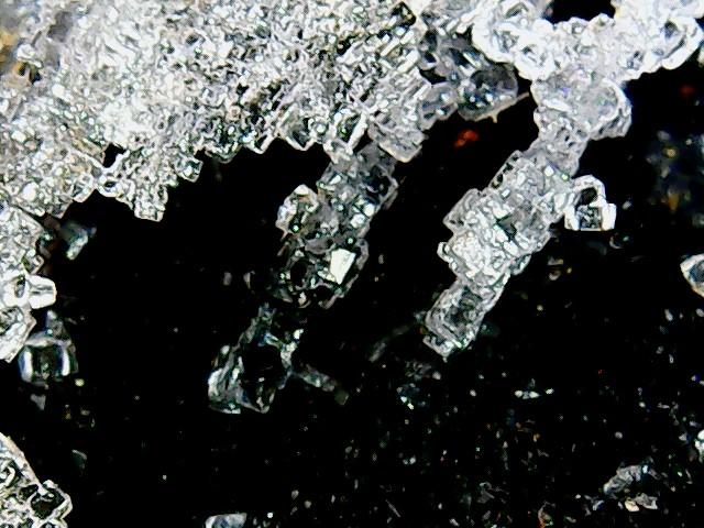 Différentes fluorites de la mine CLARA Win_2273