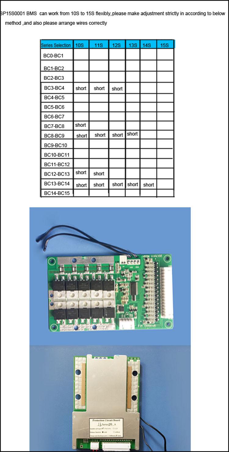 BMS et Depannage ou maintenance de pack de batterie  10_to_10