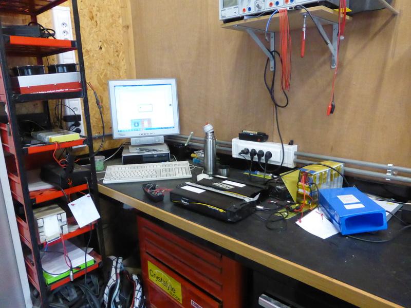 BMS et Depannage ou maintenance de pack de batterie  P1060510
