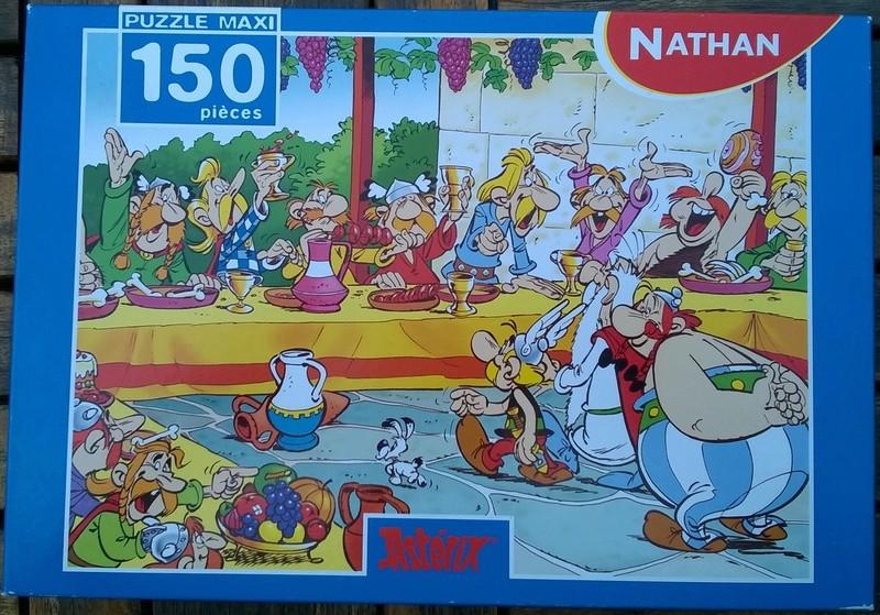 Les acquisitions de PuzzlesBD Asteri92