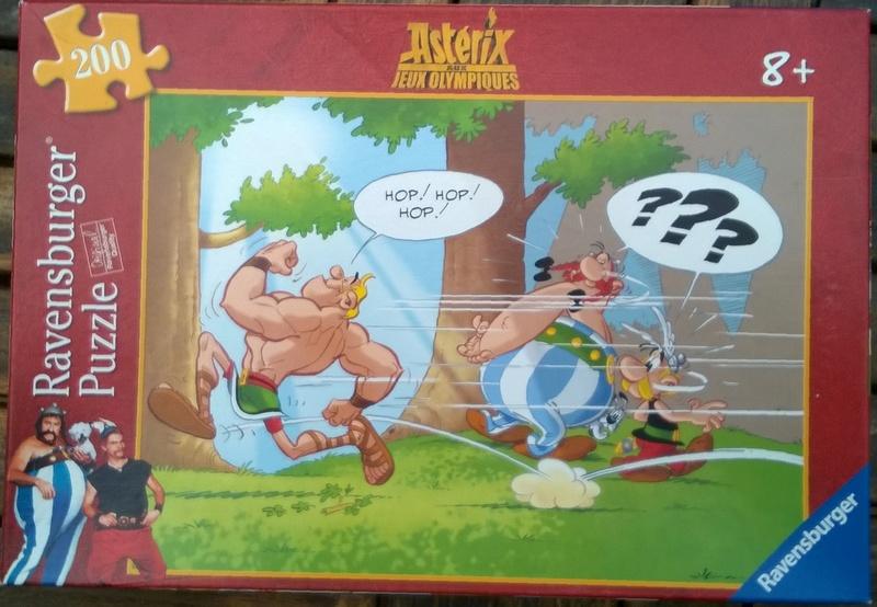 Les acquisitions de PuzzlesBD Asteri94