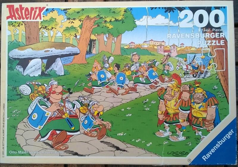Les acquisitions de PuzzlesBD Asteri95