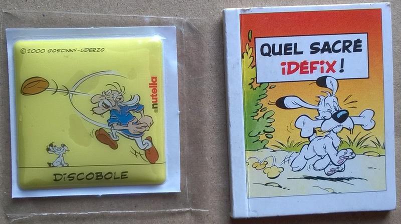 Les acquisitions de PuzzlesBD Asteri98