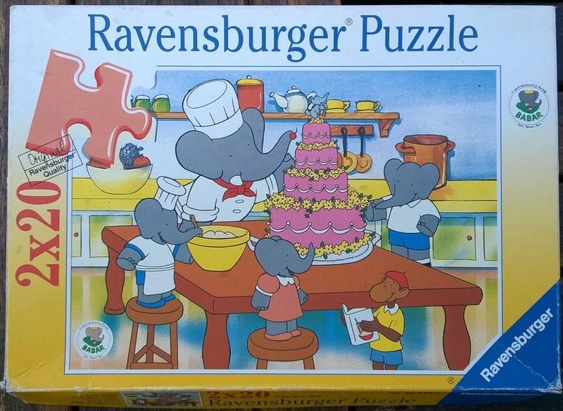 Les acquisitions de PuzzlesBD Babar_27