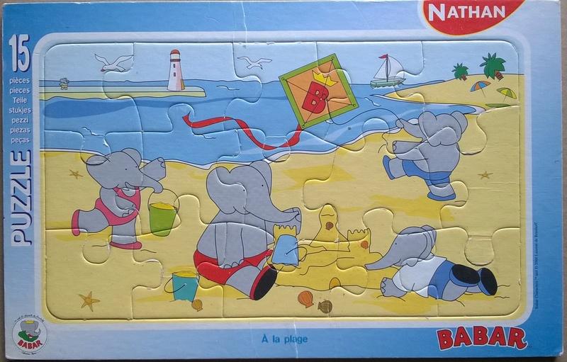 Les acquisitions de PuzzlesBD Babar_28