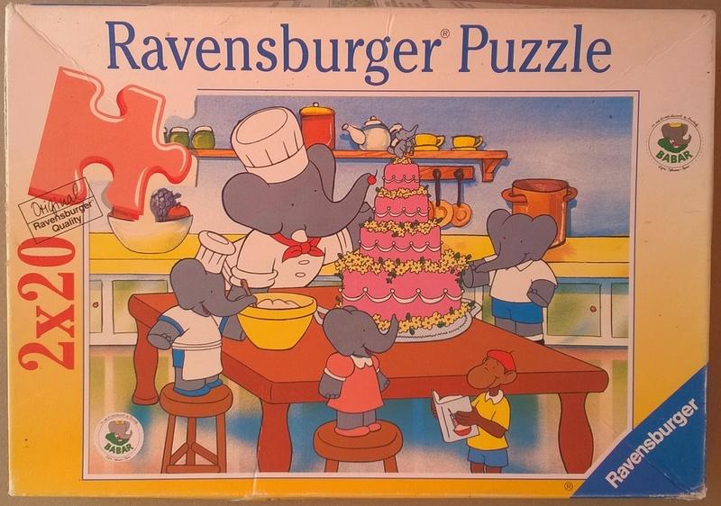 Les acquisitions de PuzzlesBD - Page 3 Babar_30