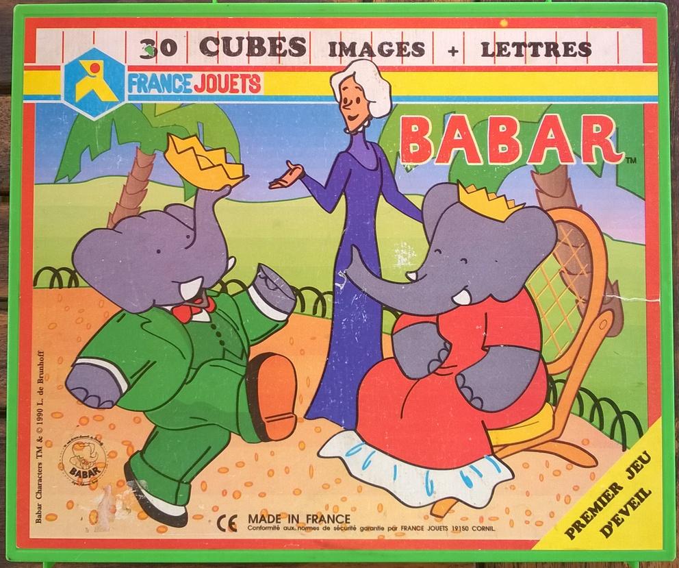 Les acquisitions de PuzzlesBD - Page 4 Babar_32