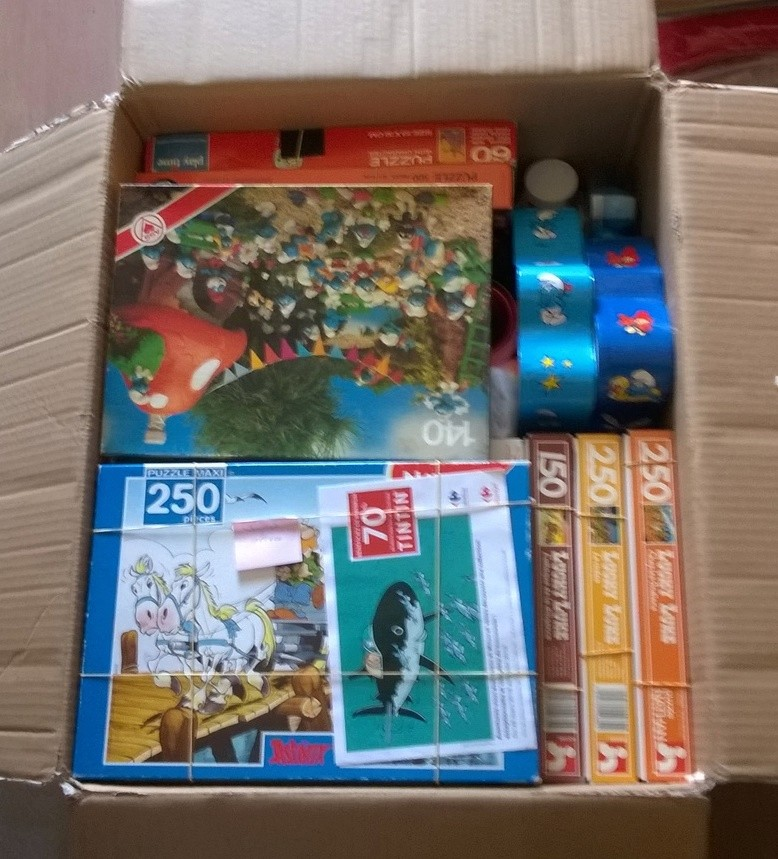 Les acquisitions de PuzzlesBD - Page 37 Carton14