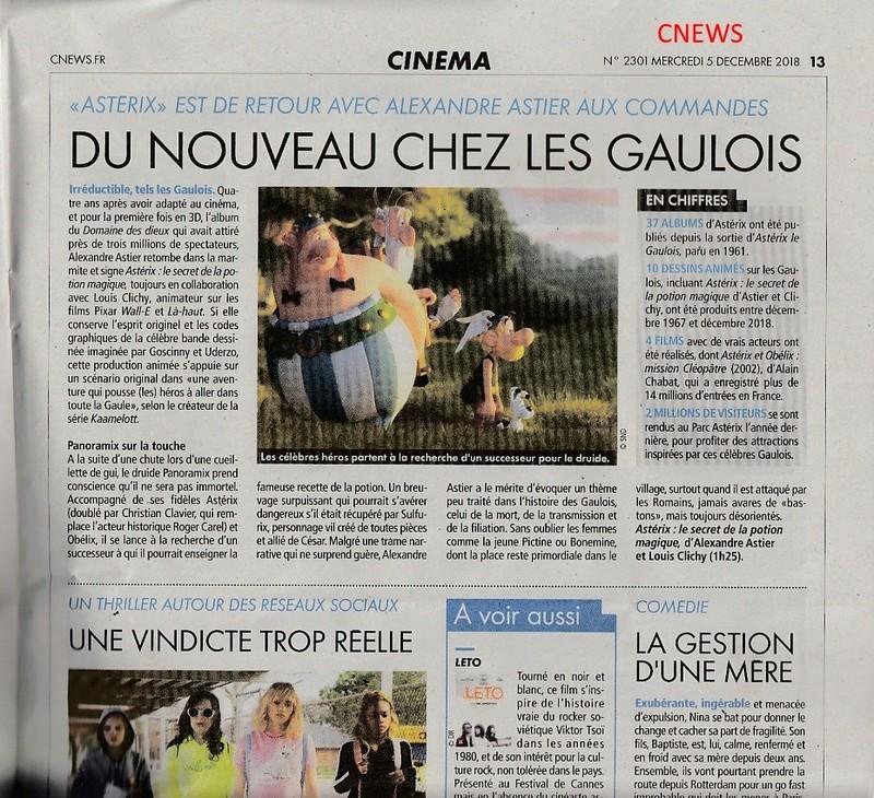 Astérix et le secret... Cnews et 20minutes du 05/12/2018 Cnews_10