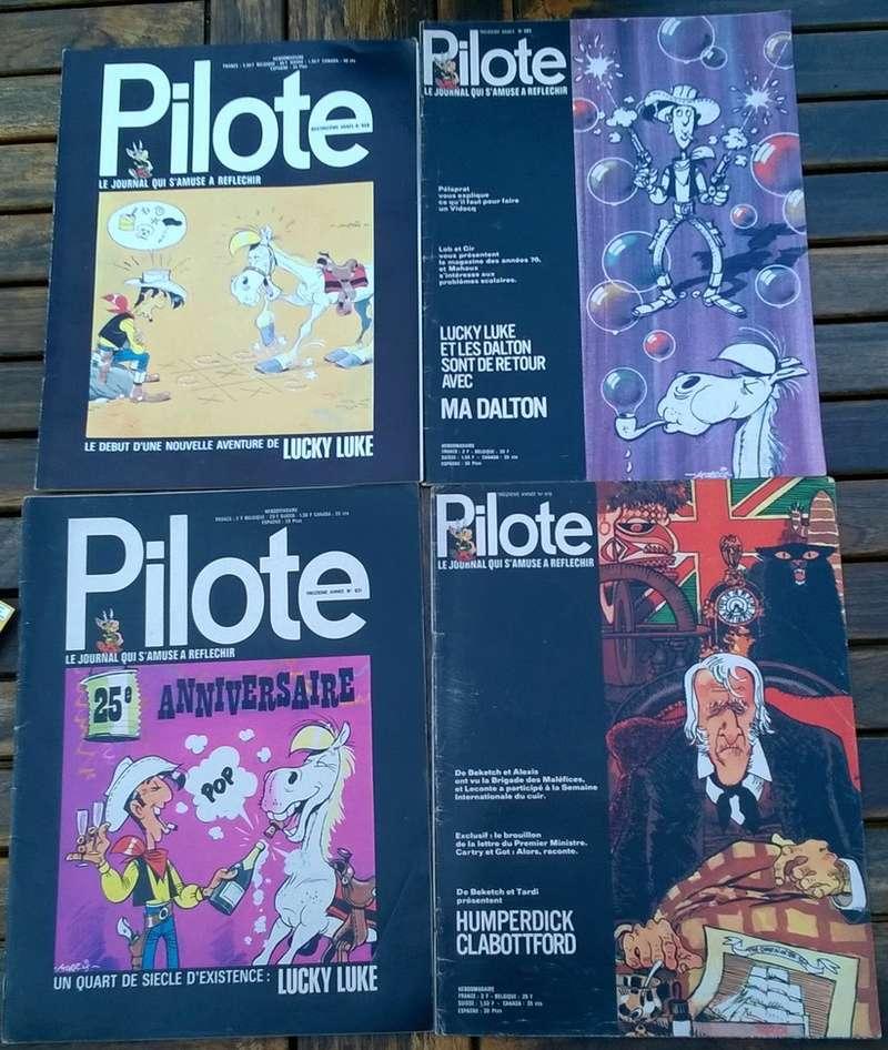 Les acquisitions de PuzzlesBD Pilote10