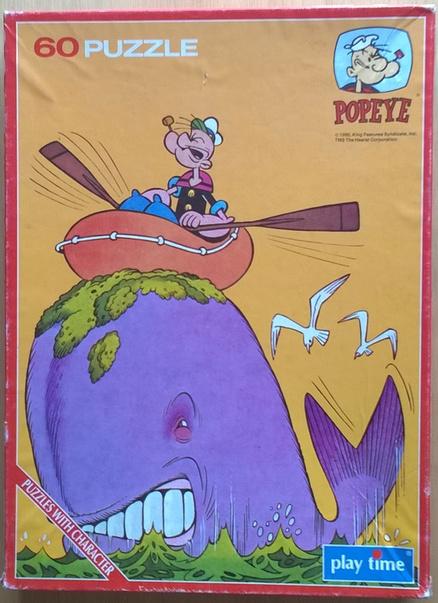 Les acquisitions de PuzzlesBD - Page 37 Popeye13
