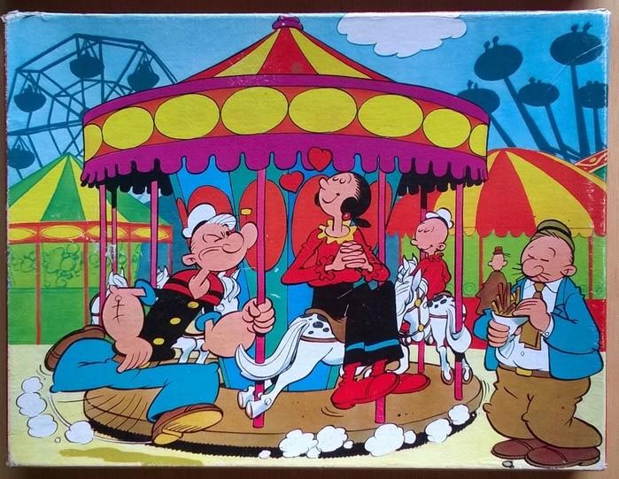 Les acquisitions de PuzzlesBD - Page 37 Popeye14