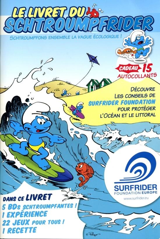 Surfrider Livret Schtroumpfs - Nouvelle version Schtro10
