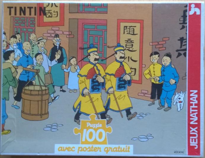 Les acquisitions de PuzzlesBD - Page 37 Tintin14