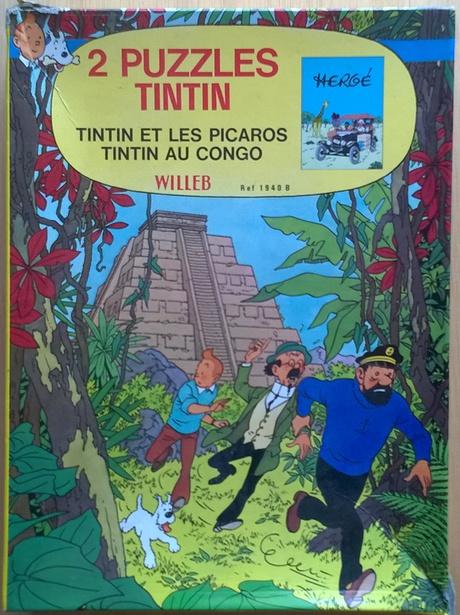 Les acquisitions de PuzzlesBD - Page 37 Tintin15