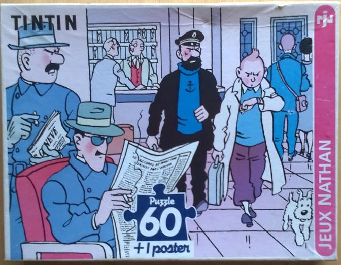 Les acquisitions de PuzzlesBD - Page 37 Tintin16