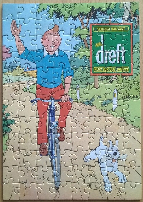 Les acquisitions de PuzzlesBD - Page 37 Tintin17