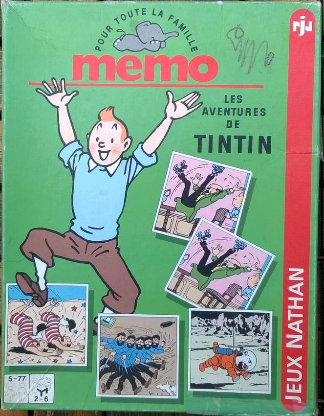 Les acquisitions de PuzzlesBD Tintin20