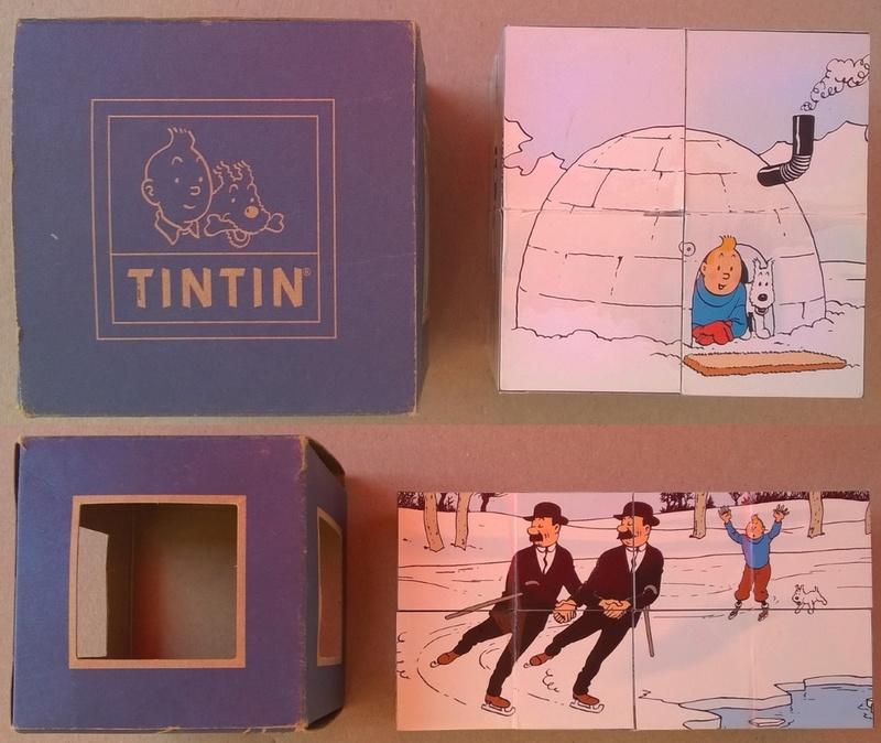Les acquisitions de PuzzlesBD - Page 3 Tintin21