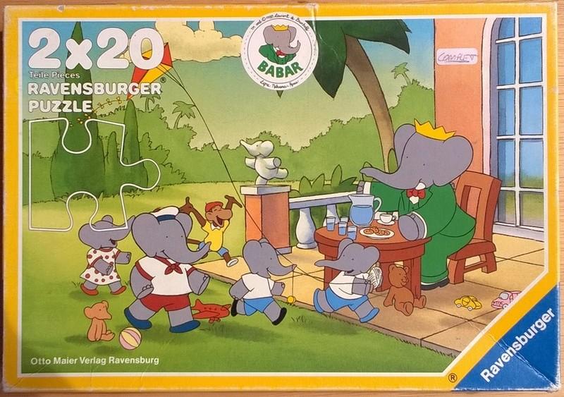 Les acquisitions de PuzzlesBD - Page 38 Vg_bab13