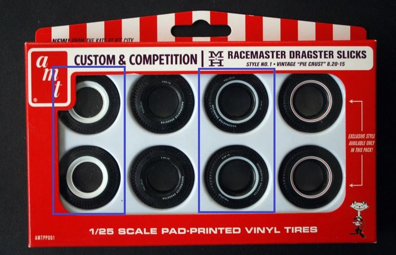 RCH: 2 pneus drag S-l16010