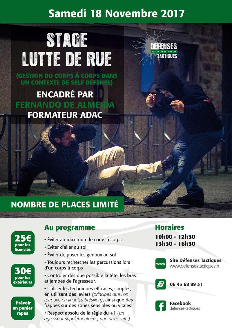 Stage lutte de rue Getfil10