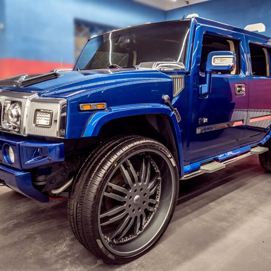 HUMMER H2 2006 tuned by RAMS 17616410