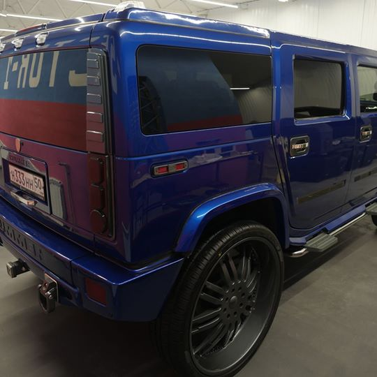 HUMMER H2 2006 tuned by RAMS 17860510