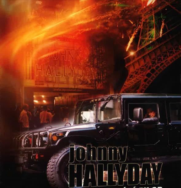 Clin d'oeil pour Johnny Hallyday et le Hummer ; RIP 24312710