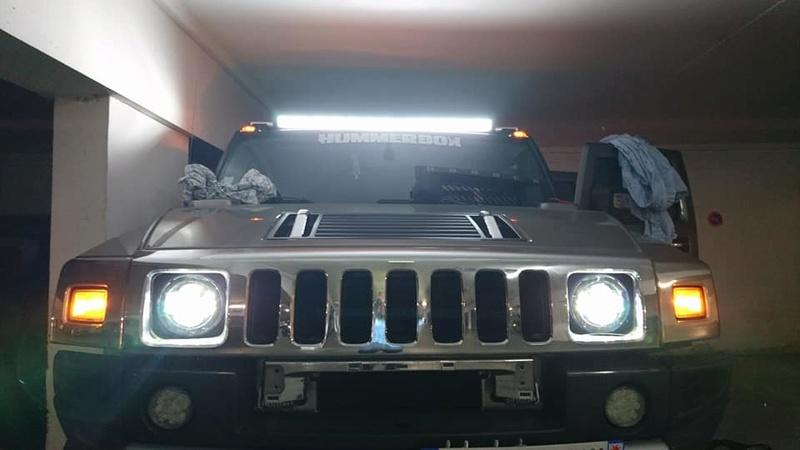 Grizou est arrivé ; Hummer H2 luxury greystone & sedona - Page 16 24796610