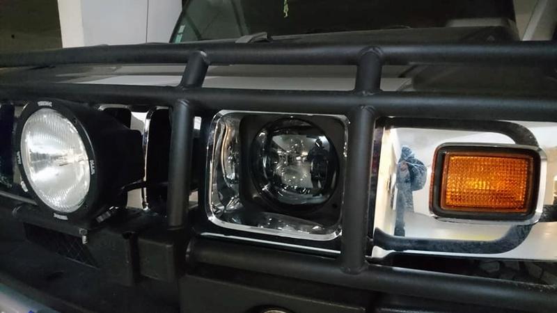 Grizou est arrivé ; Hummer H2 luxury greystone & sedona - Page 16 24852210