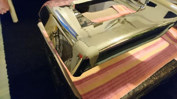 Calandre Hummer H2 2008/2009 25354110