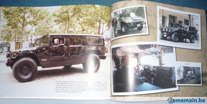 Clin d'oeil pour Johnny Hallyday et le Hummer ; RIP 27597610